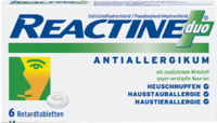 REACTINE-duo-Retardtabletten